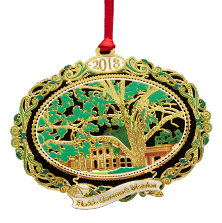 Governor's Mansion Ornament