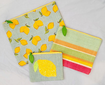 Bag Set Lemon
